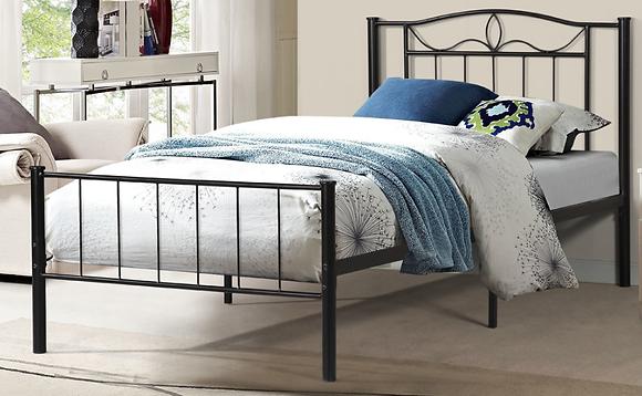 2310 Platform Bed - Double