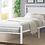 Thumbnail: 2201 Platform Bed - Single