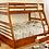 Thumbnail: 2700 Bunk Bed Twin/Full
