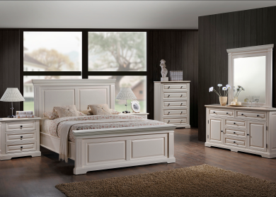 Brianna Bedroom Set - King