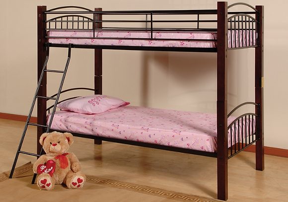 2910 Bunk Bed Twin/Twin