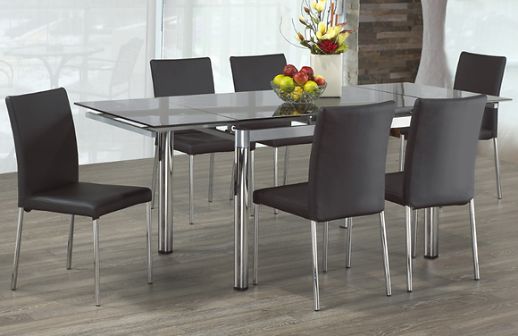 3402/3401C - 7 Piece Dining Set