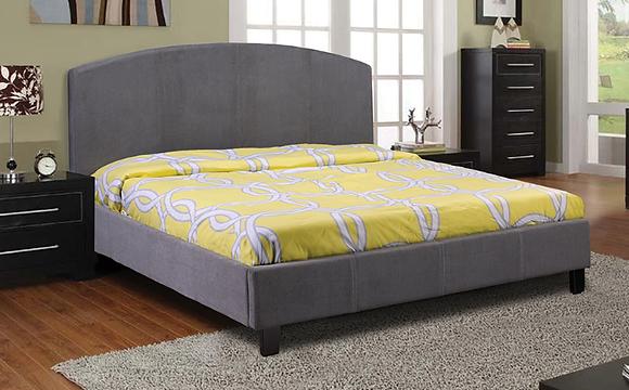 2355 Platform Bed - Single
