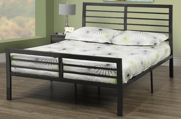 2336 Platform Bed - Queen