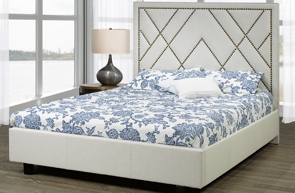 157 King Headboard, Bed, Storage Bed