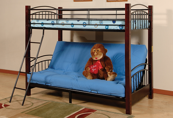 2900 Futon Bunk Bed