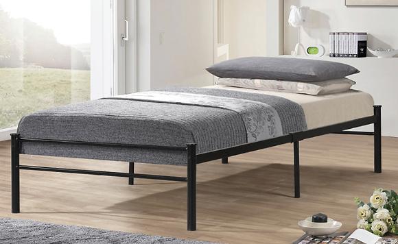 2400 Platform Bed - Single