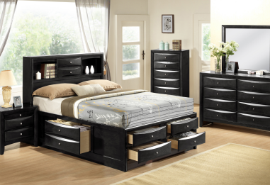 Felicia Bedroom Set - King