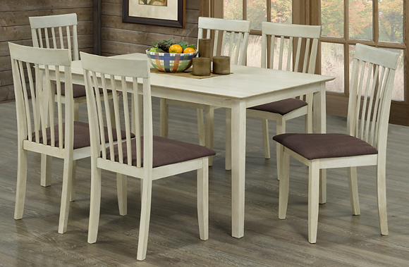 3025 - 7 Piece Dining Set