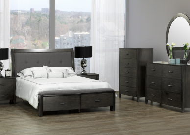 Cameron Bedroom Set- Queen