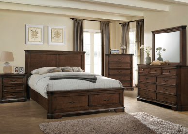 Claire Bedroom Set - King