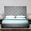 Thumbnail: 164 King Headboard/Bed/Storage
