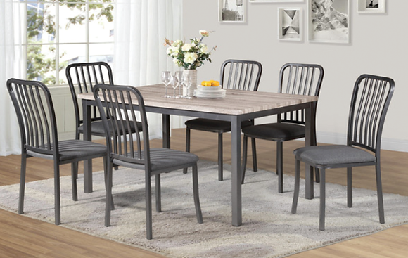 3722 - 7 Piece Dining Set