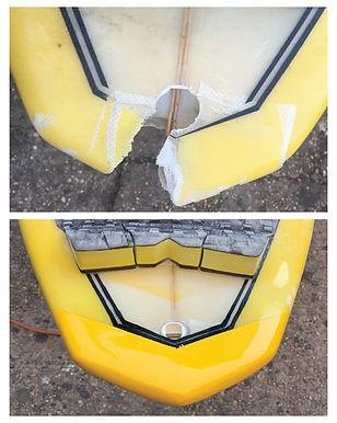SURFBOARD REPAIR