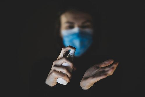 TeTe's Clean Hands Sanitizer Spray
