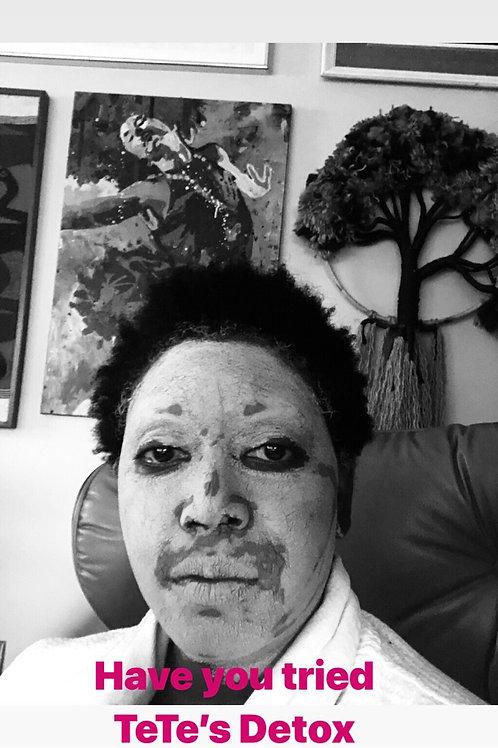 TeTe's Detox Mask and Scrub
