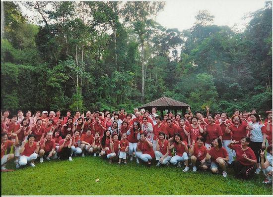 National Bukit Batok -Marguerite's frien