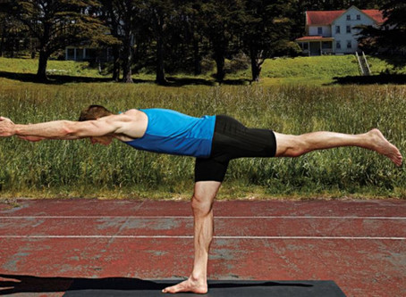 Welcome to Sports Yoga!