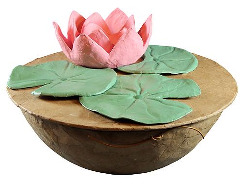 Floating Lotus Urn