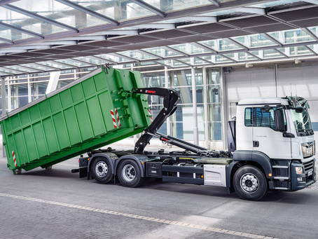 4 Advantages For Using HIAB MULTILIFT Hooklifts