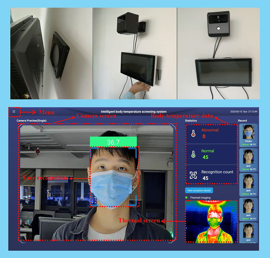 AI-Fever-Screening-System_Product-Manual