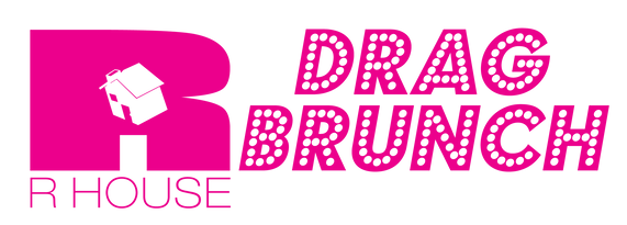 R House Drag Brunch Logo