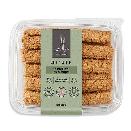 עוגיות מרוקאיות קמח מלא לתה