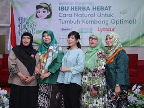 CHD Launching Komunitas Ibu Herba Hebat