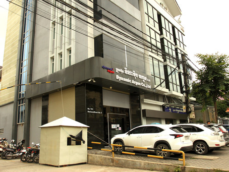 Dynamic Argon Cambodia Inaugurates New Office Building
