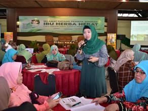 CHD Gelar Seminar Ibu Herba Hebat di Bogor