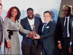 Boska Raih Penghargaan Outstanding OTC Pharmaceutical Brand of The Year di Nigeria
