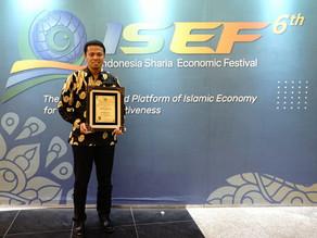 HerbaKOF Raih Halal Award dari LPPOM MUI