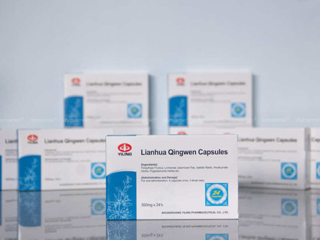 Dynamic Argon Become Exclusive distributor for LIANHUA QINGWEN CAPSULES in Cambodia