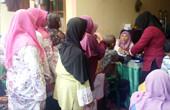 Sosialisasi OGBdexa di Pondok Betung, Tangerang Selatan