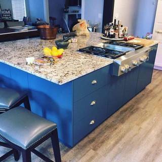 north vancouver renovation kitchen custom