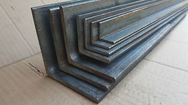 Mild steel, iron work, hollow section, flat bar, angle bar