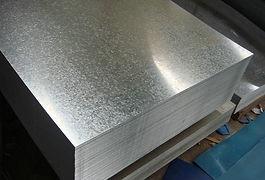 Galvanized Steel, iron work, anti rust, expose