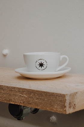 The Classic Cup & Saucer