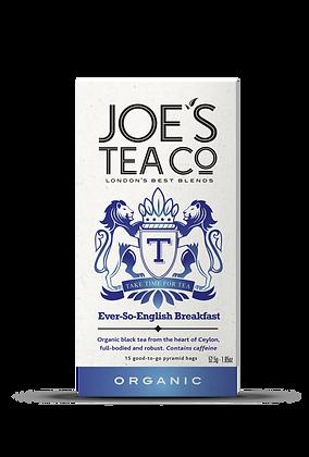 Joes Tea Co // English Breakfast