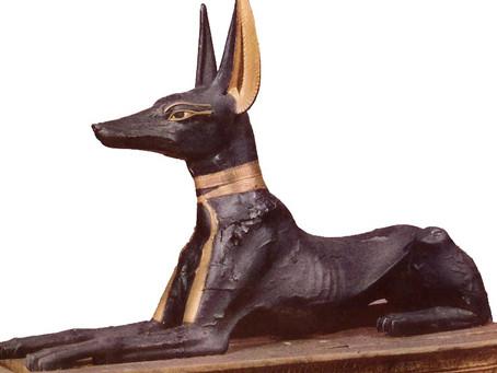 האם היו כלבי רוח במצרים העתיקה?