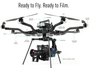 Joining our Fleet - The Alta-8 Drone from Freefly Systems