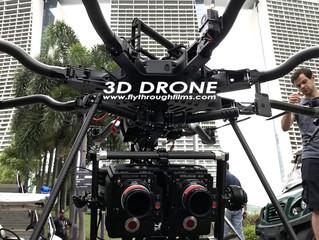 3D Drone Shoot - Singapore