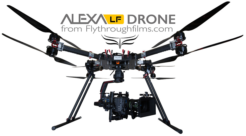 ARRI ALEXA LF DRONE