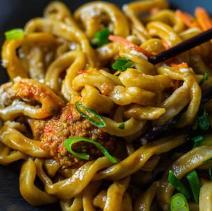 Hot Dry Noodles (RE GAN MIAN, 热干面)