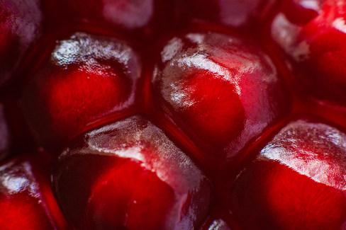 Pomegranade Macro