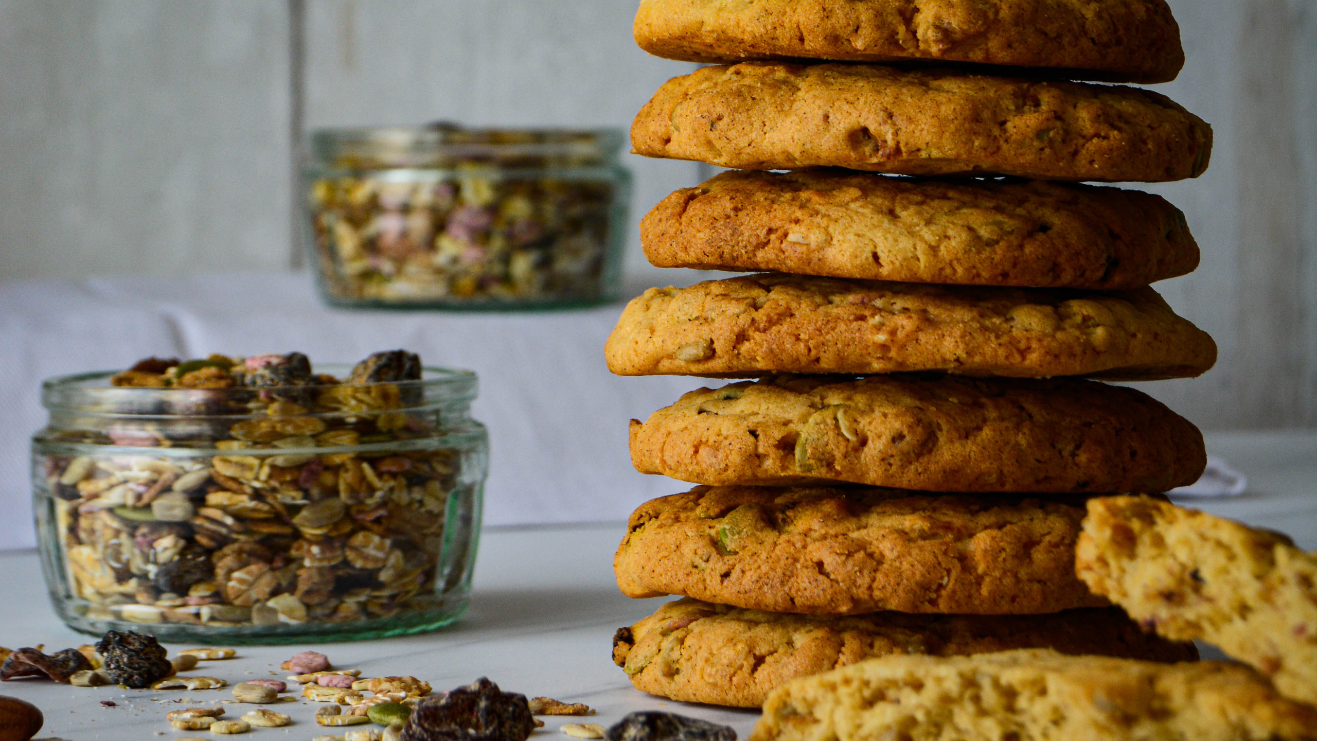 Granola Cookies Recipe