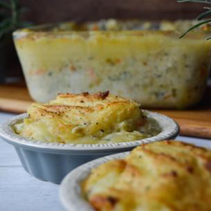Chowder Fisherman's Pie & Parmesan Mash