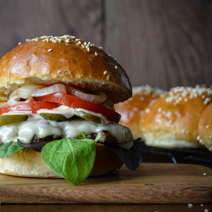 Delicious Burger Buns