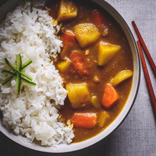 Japanese Potato Curry