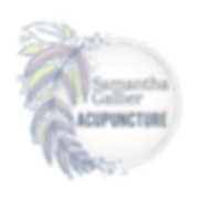 Samantha Gallier Acupuncture logo
